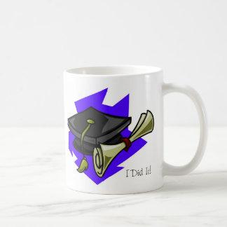 Cap and Diploma Mug