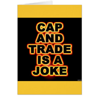 Cap And Trade Card