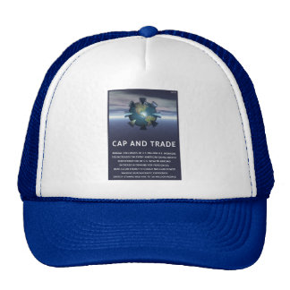 Cap And Trade Destroys Trucker Hat