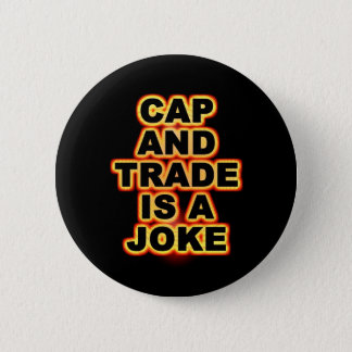 Cap And Trade Is A Joke Button