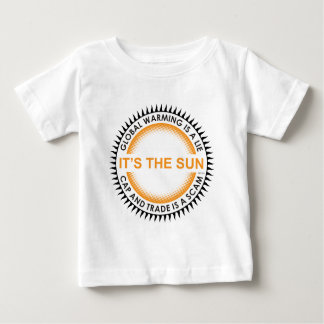 Cap And Trade Is A Scam Baby T-Shirt