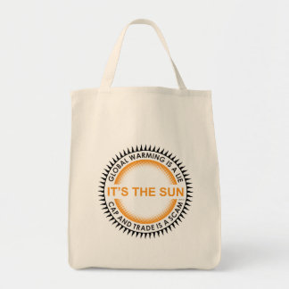 Cap And Trade Is A Scam Tote Bag