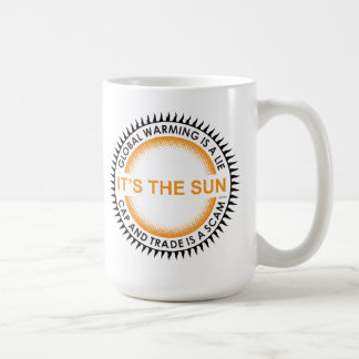 Cap And Trade Is A Scam Coffee Mug