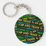 Cap And Trade Is A Tax Keychain