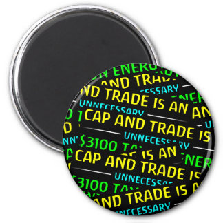 Cap And Trade Is A Tax Magnet