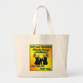 Cap and Traitors Canvas Bag