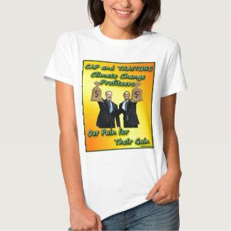Cap and Traitors Shirt