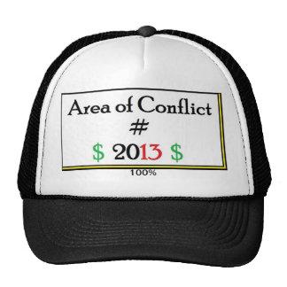 Cap - Area of Conflict Trucker Hat