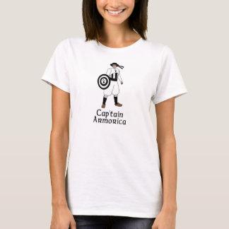 Cap' Armorica silvering T-Shirt