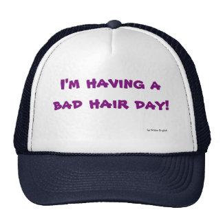 Cap - Bad Hair Day Trucker Hat
