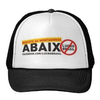 Cap Below Brazil Profit Trucker Hat