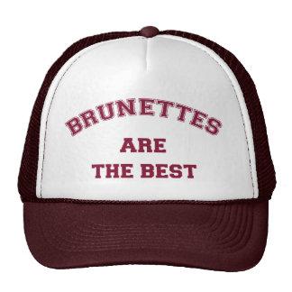 Cap Brunettes Trucker Hat