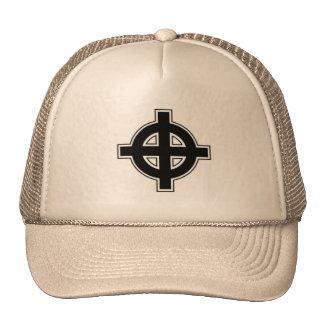 Cap Celtic cross Trucker Hat