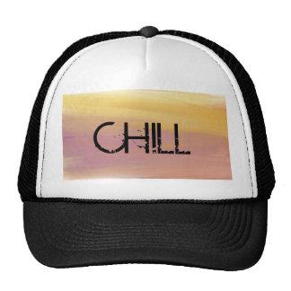 Cap CHILL Trucker Hat