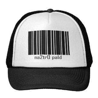 Cap code I sweep Trucker Hat
