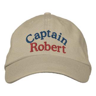 Cap de capitán por SRF Gorra Bordada