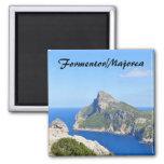 Cap de Formentor - imán del recuerdo de Mallorca