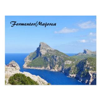 Cap de Formentor - Mallorca Postcard