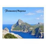 Cap de Formentor - postal de Mallorca