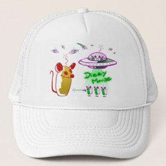 Cap Dizzy Mouse - UFO Mouse.