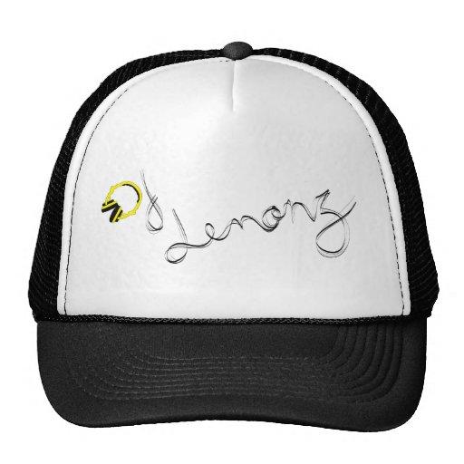 Cap DJ LEmonz Trucker Hat
