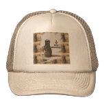 """Cap """"earth male """" trucker hat"""