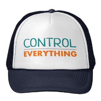 "Cap ""Everything is under control "" Trucker Hat"