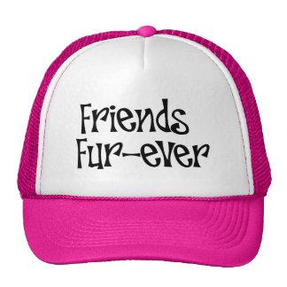 "Cap ""Friends fur-ever"" Trucker Hat"