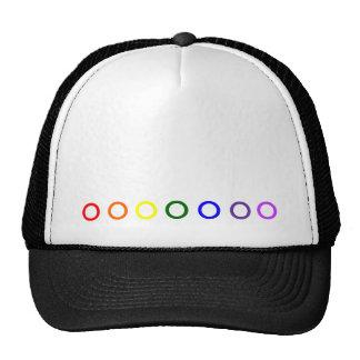 Cap Gay Pride of ring Trucker Hat