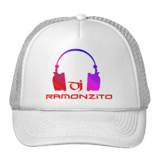 Cap Hacked Ramonzito Trucker Hat