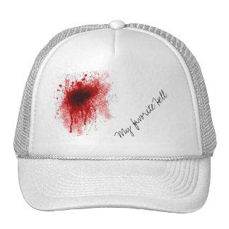 Cap HELL-TIRO Trucker Hat