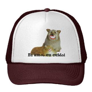 Cap I love, I I take care of! Trucker Hat