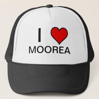 cap I love you moorea