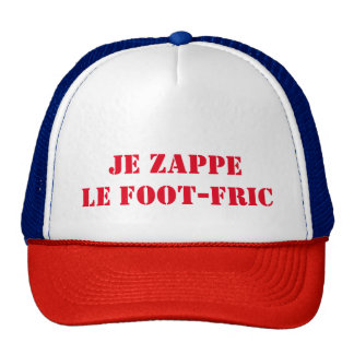 cap I zap the foot-money
