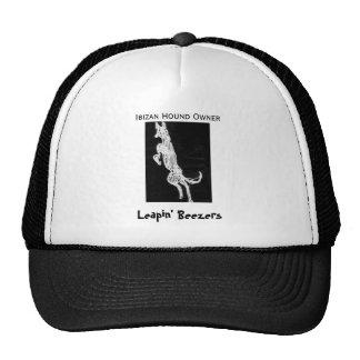 Cap, Ibizan Hound Trucker Hat