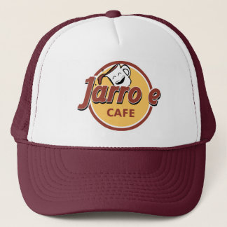 Cap: Jug and Coffee Trucker Hat