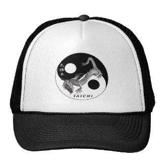 Cap logo Dragoon taichi Trucker Hat