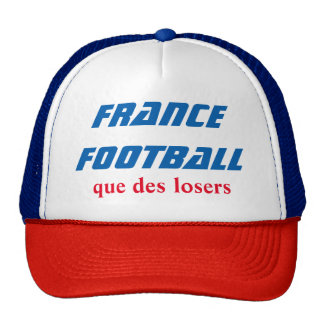 cap losers football France Trucker Hat