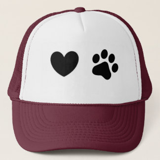 "Cap ""love animal """