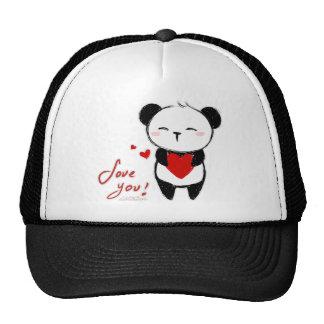 """Cap """"Love You Panda """""""