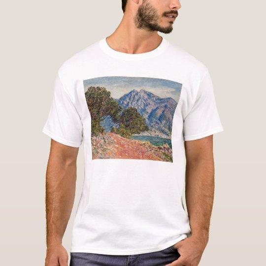 Cap Martin - Claude Monet T-Shirt