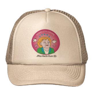 Cap Merkelcita Plis Cuida of My in Rosa Trucker Hat