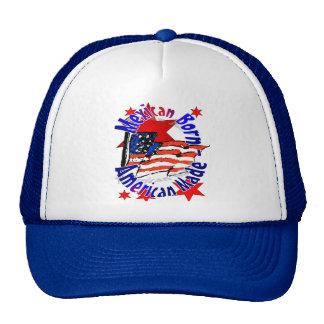 Cap, Mexican American Trucker Hat