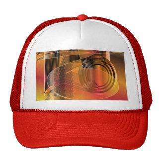 cap music design trucker hat