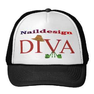 "Cap ""Naildesign DIVA """