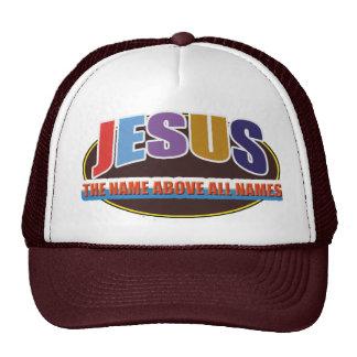 CAP -Name above all names Mesh Hat