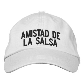 Cap of Amistad of the Salsa