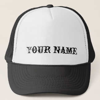 Cap of group with customized name