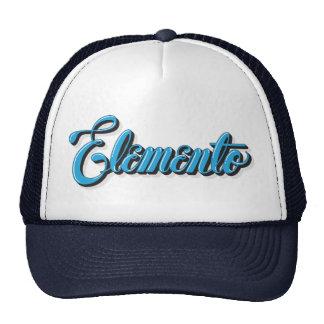 Cap of Truck driver Element Trucker Hat