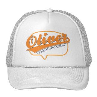 Cap Oliver Baseball Trucker Hat
